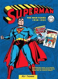 SUPERMAN WAR YEARS HC