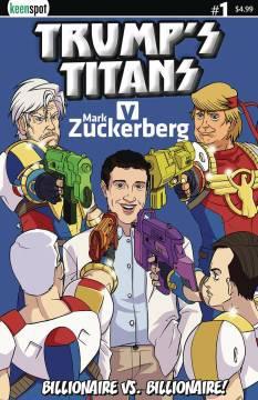 TRUMPS TITANS VS MARK ZUCKERBERG