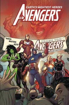 AVENGERS BY JASON AARON TP 04 WAR OF REALMS