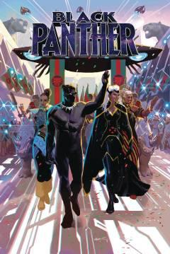 BLACK PANTHER TP 08 INTERG EMPIRE WAKANDA PART THREE