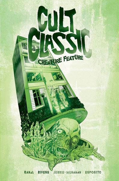 CULT CLASSIC CREATURE FEATURE TP
