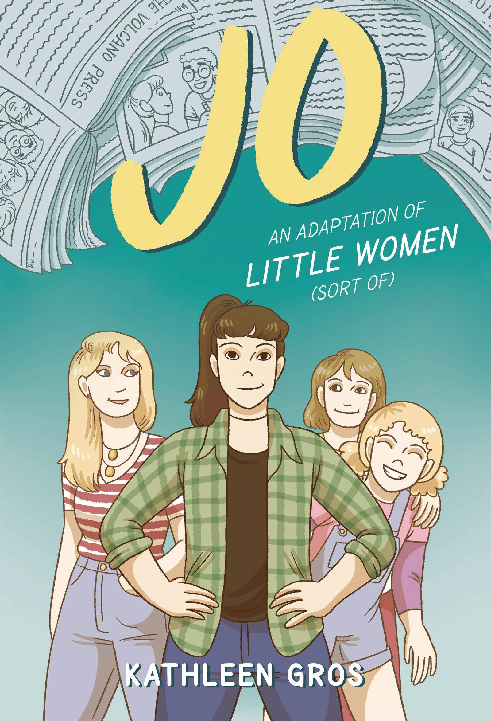 JO AN ADAPTATION OF LITTLE WOMEN HC