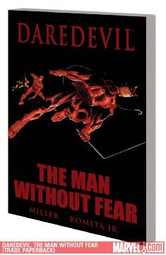 DAREDEVIL THE MAN WITHOUT FEAR TP