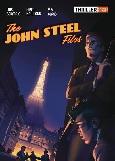 JOHN STEEL FILES TP