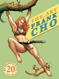 ART OF FRANK CHO HC