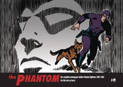 PHANTOM COMP DAILIES HC 18 1962-1964
