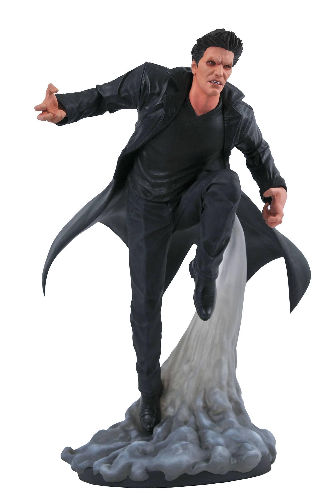 BUFFY THE VAMPIRE SLAYER GALLERY VAMPIRE ANGEL PVC STATUE