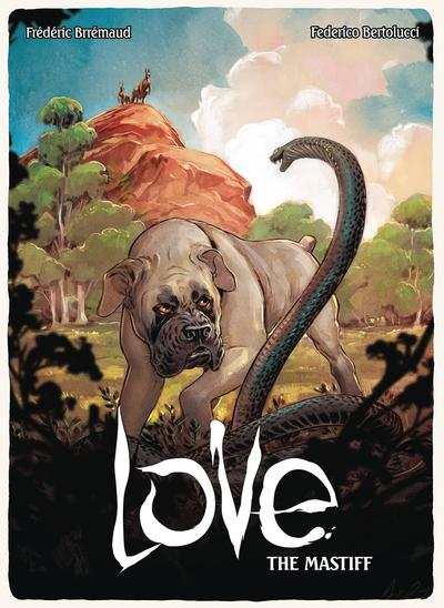 LOVE HC 05 THE MASTIFF