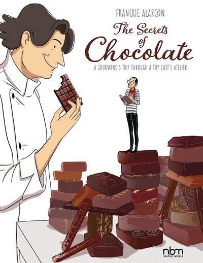 SECRETS OF CHOCOLATE GOURMANDS TRIP HC