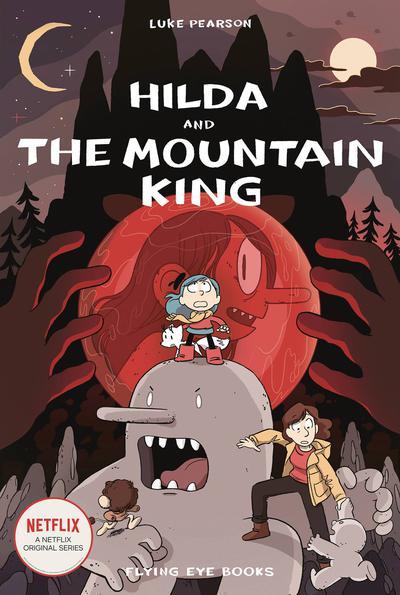 HILDA & MOUNTAIN KING TP