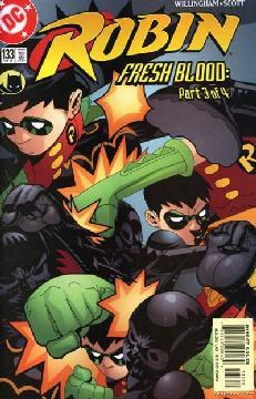 Batgirl appears