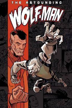 ASTOUNDING WOLF MAN TP 01