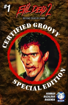 EVIL DEAD 2 BEYOND DEAD BY DAWN SP ED