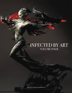 INFECTED BY ART BEST WORLDS FANTASY SF HORROR ART HC 04