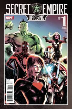 SECRET EMPIRE UPRISING