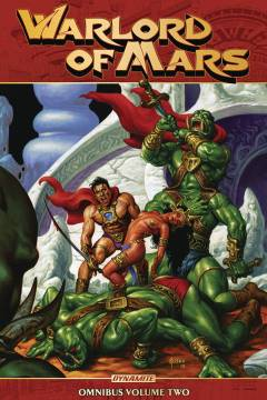 WARLORD OF MARS OMNIBUS TP 02