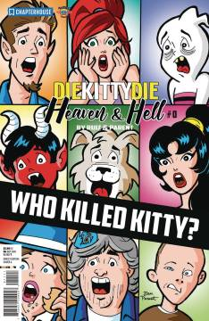 DIE KITTY DIE HEAVEN AND HELL