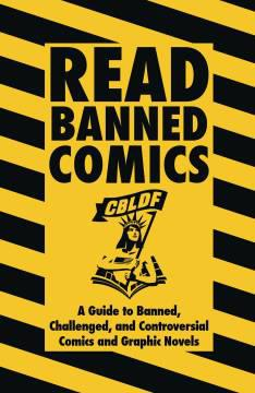 READ BANNED COMICS