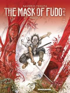 MASK OF FUDO HC 01