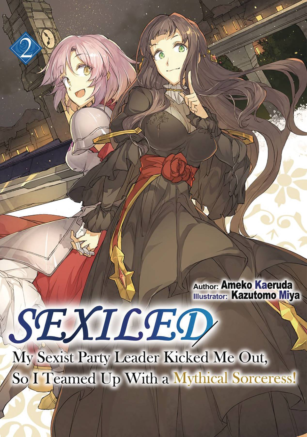SEXILED PARTY KICKED ME OUT LIGHT NOVEL SC 02