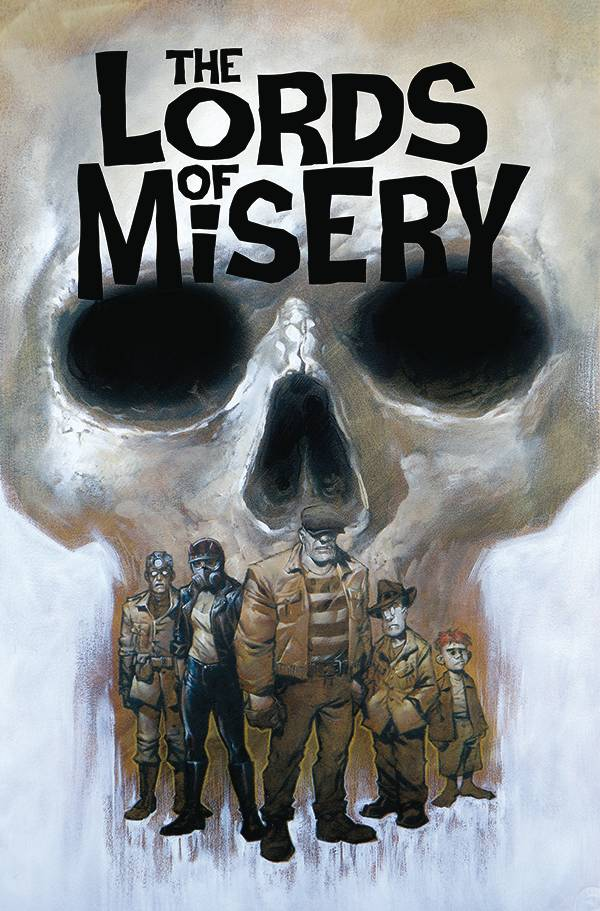 LORDS OF MISERY TP