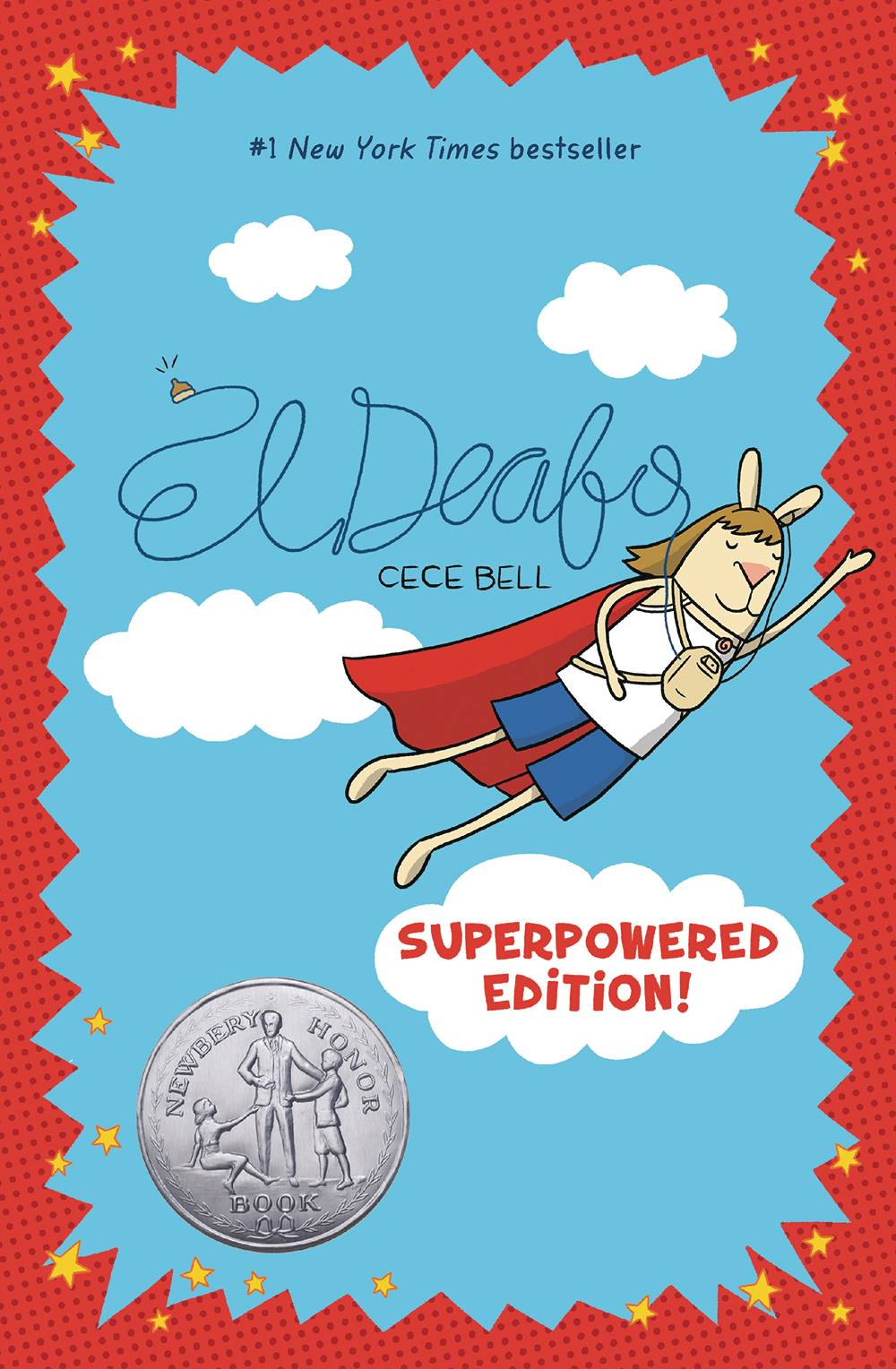 EL DEAFO SUPERPOWERED ED HC
