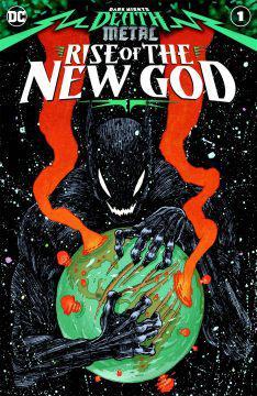 DARK NIGHTS DEATH METAL RISE OF THE NEW GOD