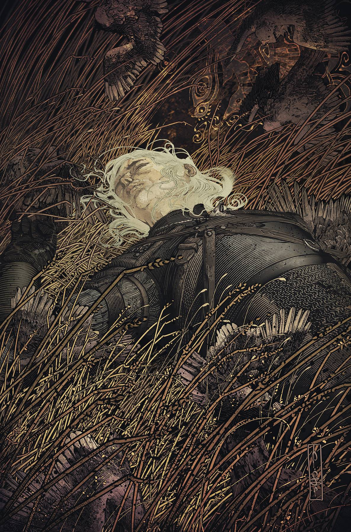 WITCHER FADING MEMORIES