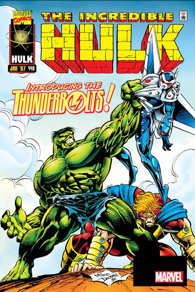 DF TRUE BELIEVERS THUNDERBOLTS #1 DAVID SILVER SGN