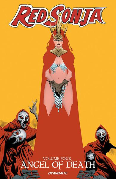 RED SONJA TP 04 ANGEL OF DEATH