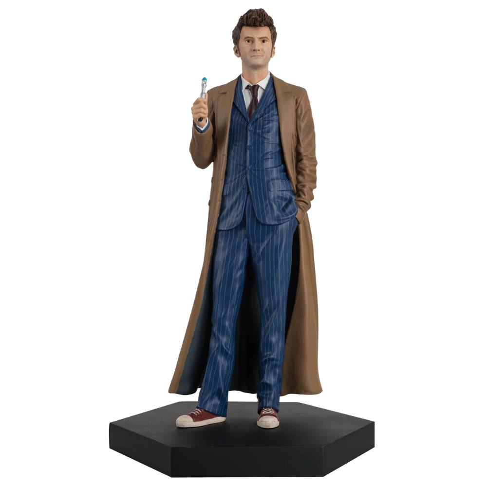 DOCTOR WHO MEGA #8  #8 THE TENTH DOCTOR DAVID TENNANT
