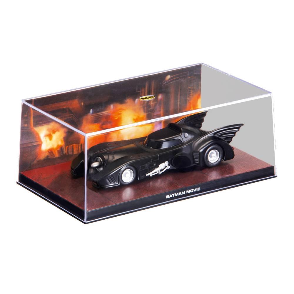 DC BATMAN AUTOMOBILIA RETAIL BOXES
