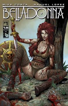 BELLADONNA SHIELD MAIDEN CVR