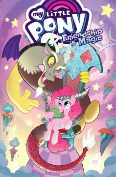 MY LITTLE PONY FRIENDSHIP IS MAGIC TP 13
