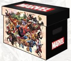 MARVEL GRAPHIC COMIC BOXES FRESH START AVENGERS