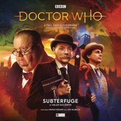 DOCTOR WHO ADV SUBTERFUGE AUDIO CD