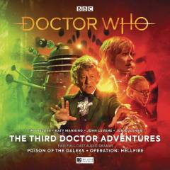 THIRD DOCTOR ADVENTURE AUDIO CD VOL 06