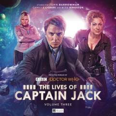 DOCTOR WHO LIVES OF CAPTAIN JACK AUDIO CD VOL 03