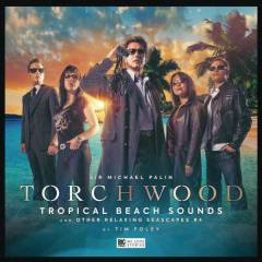 TORCHWOOD TROPICAL BEACH SOUNDS AUDIO CD