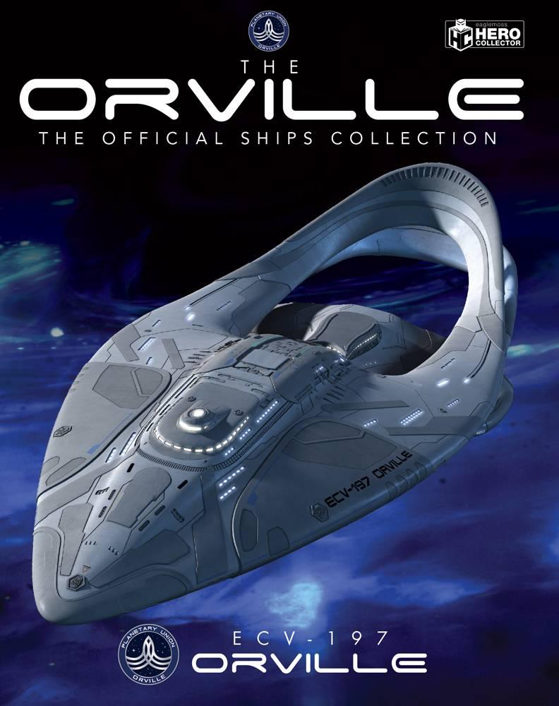 THE ORVILLE XL STARSHIPS #1 THE ORVILLE