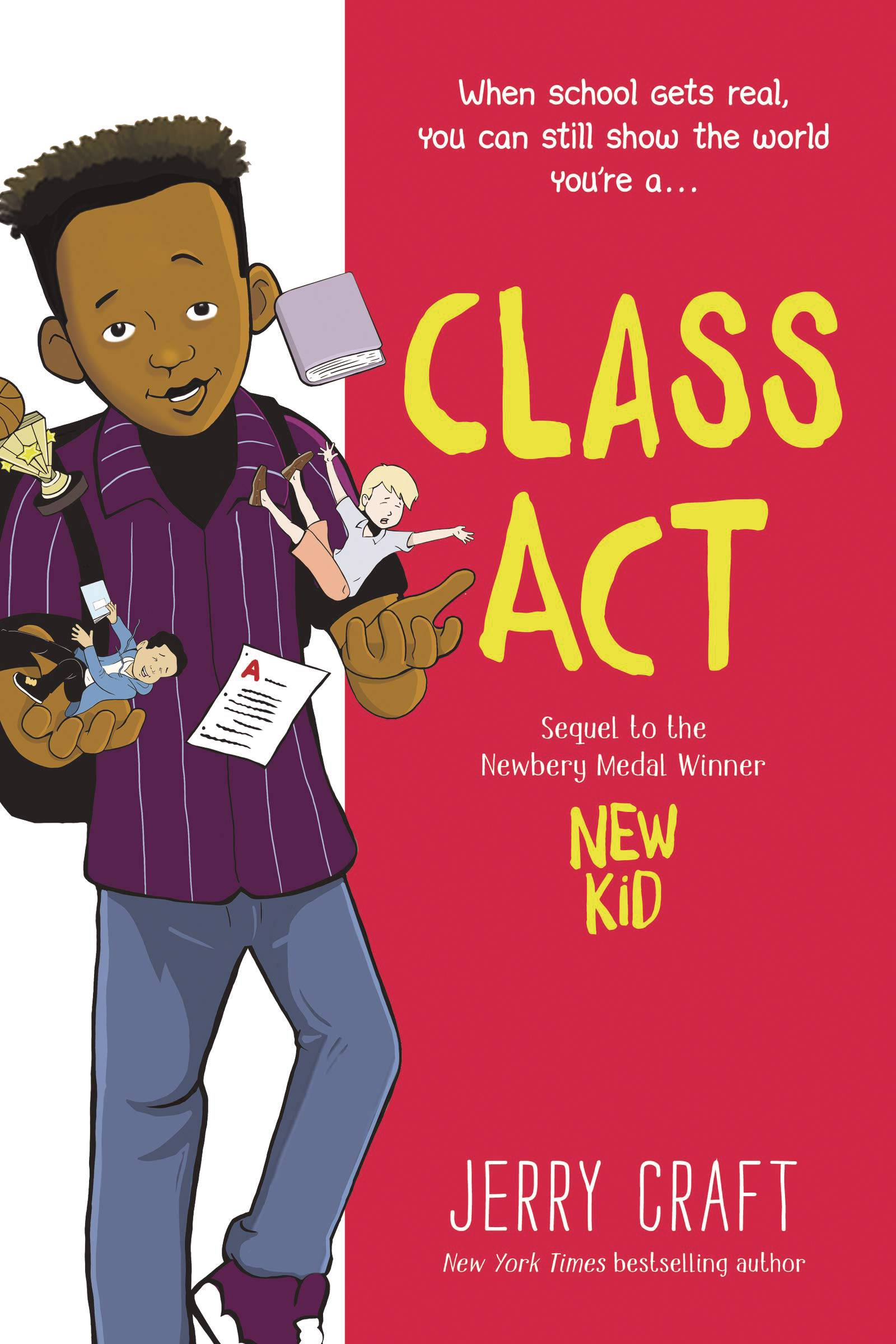 CLASS ACT HC