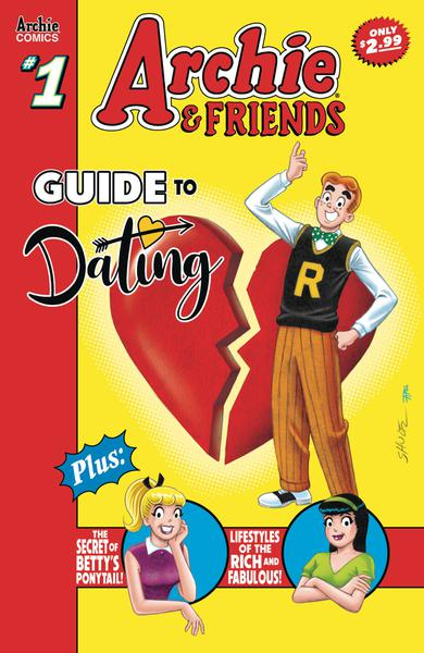 ARCHIE & FRIENDS DATING ROMANCE