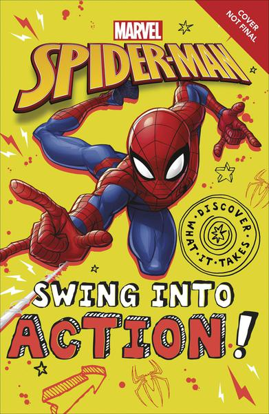MARVEL SPIDER-MAN SWING INTO ACTION HC