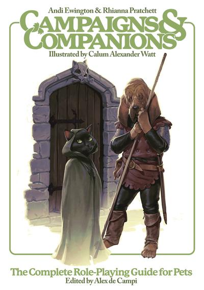 CAMPAIGNS & COMPANIONS COMPELETE ROLE PLAYING FOR PETS TP