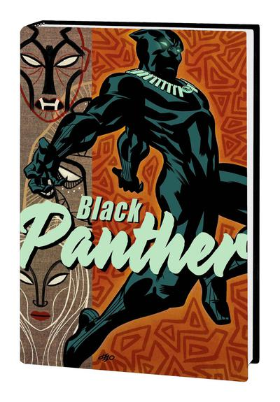 BLACK PANTHER BY TA-NEHISI COATES OMNIBUS HC