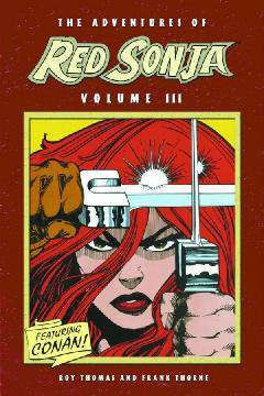 ADVENTURES OF RED SONJA TP 03