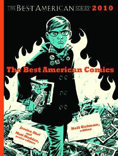 BEST AMERICAN COMICS HC 2010