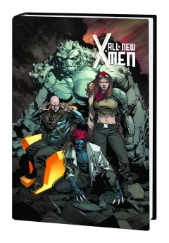 ALL NEW X-MEN HC 05 ONE DOWN