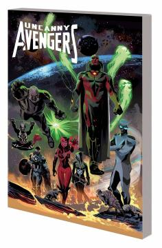 UNCANNY AVENGERS TP 01 COUNTER EVOLUTIONARY