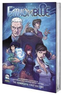 FATHOM BLUE TP 01